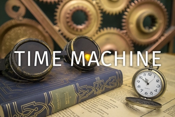 Time Machine - L'Antichambre